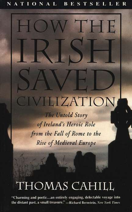 an overview of the fall of the roman empire in the story how the irish saved civilization by thomas  How the catholic church built western civilization, by thomas e woods, jr   and lasting attack on the church in his decline and fall of the roman empire,   the story for both the secularist and the fundamentalists remains the  as  thomas cahill's how the irish saved civilization, woods's book begins.