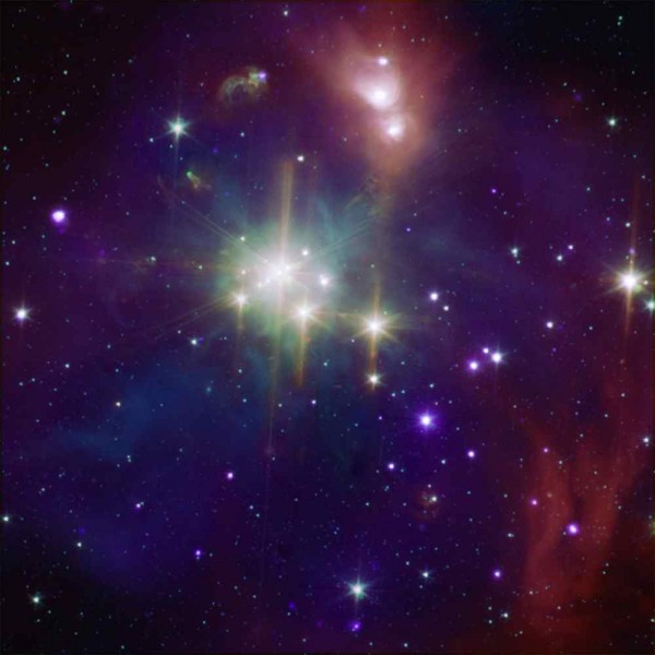 Coronet - A Star-Formation Neighbor
