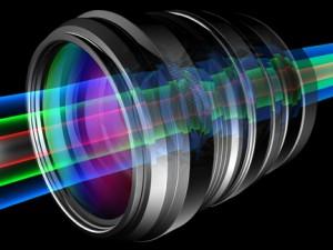 Seeing Through a Lens