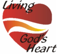 Living God's HeartLiving Gods Heart