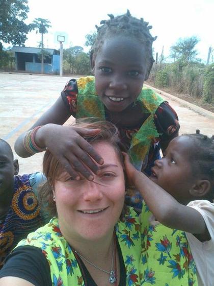 Melissa Olmsdahl, Orphans Unlimited Staff Member